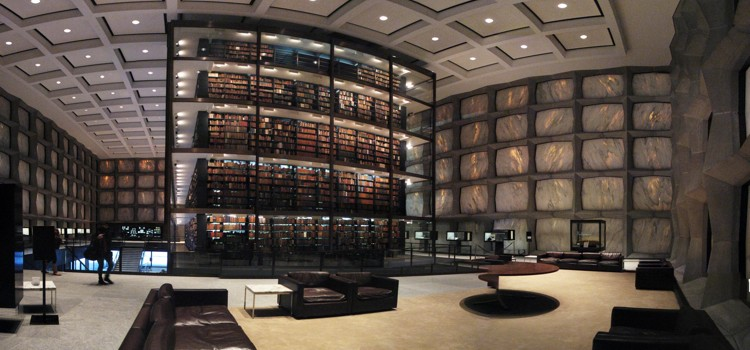 5 Coolest University Libraries