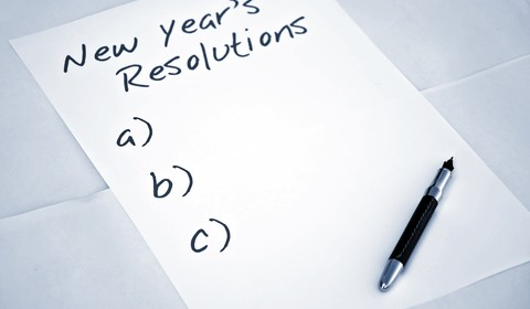 7 New Years Resolution Ideas